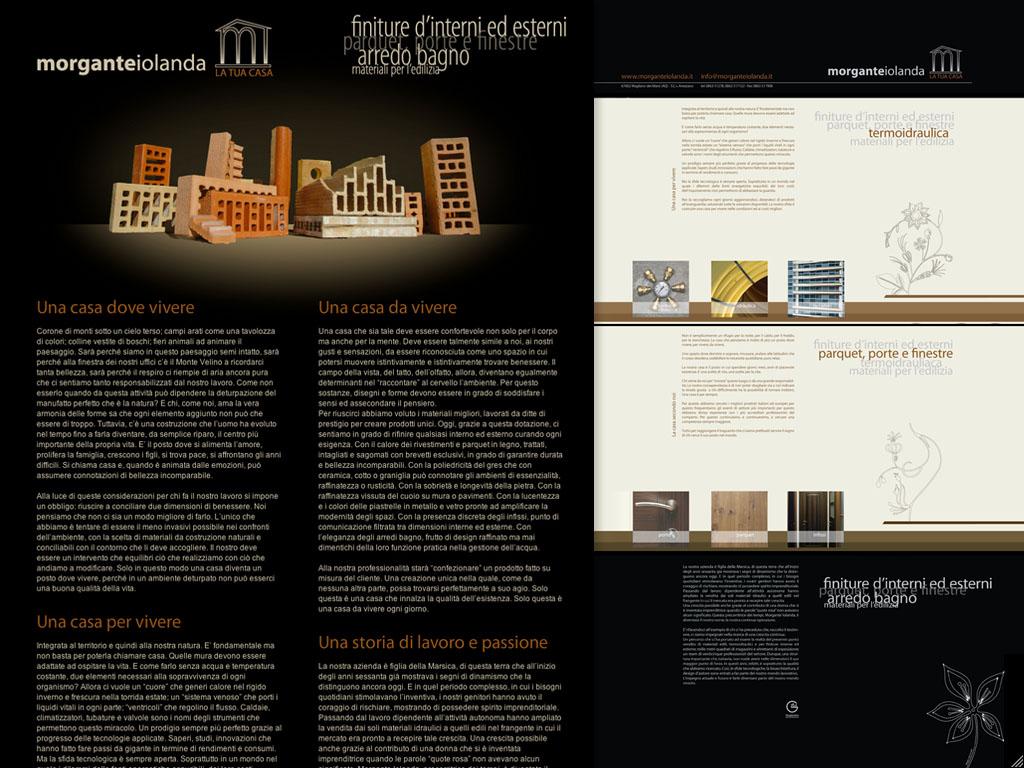 Morgante Iolanda | Finiture di interni, parquet, porte, finestre, arredo bagno,materiali per l'ediliza