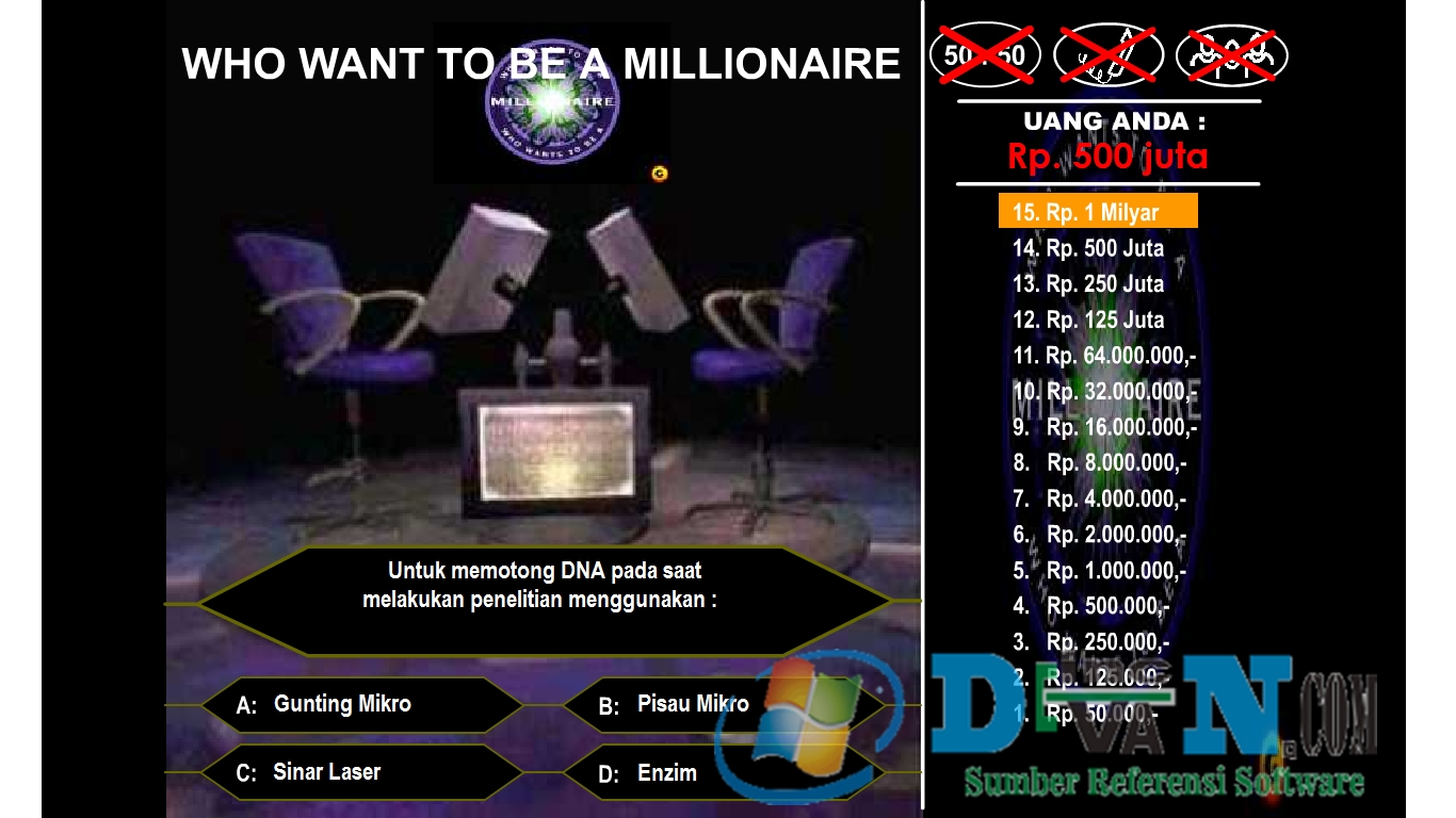Who wants to be a millionaire game template turbobitir for Who wants to be a millionaire powerpoint template with music