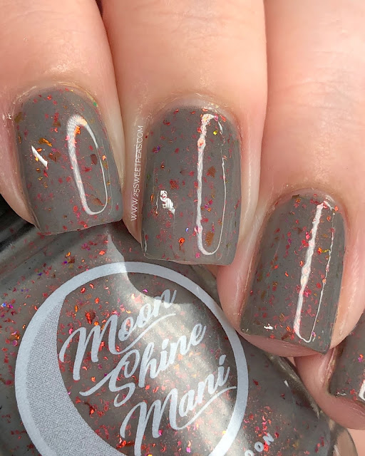 Moon Shine Mani Dark Iron Destiny 2.0
