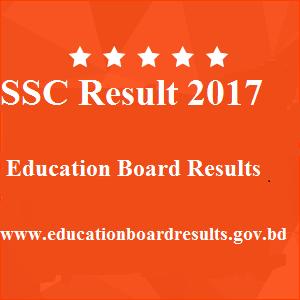 ssc result online 2017