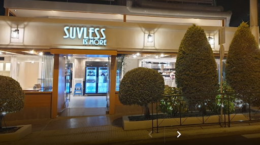 SUVLESS IS MORE