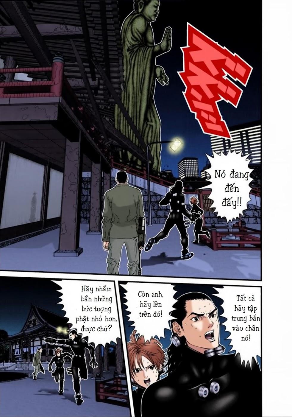 Gantz Chap 69: Giải pháp tồi tệ trang 15