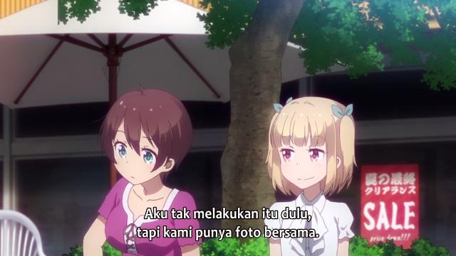 New Game Season 2 Episode 09 Subtitle Indonesia