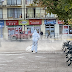 Municipalidad de Cauquenes retoma sanitizaciones masivas