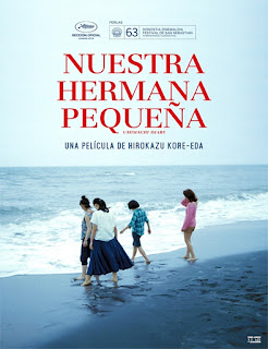 Umimachi Diary (Nuestra pequeña hermana) (2015) [Vose]