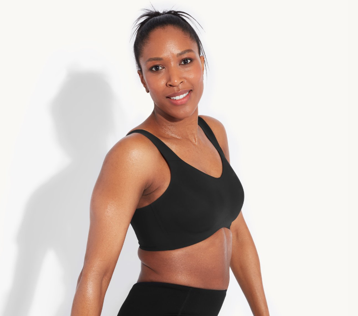 Here's why a sports bra should be the #1 item in your kitbag
