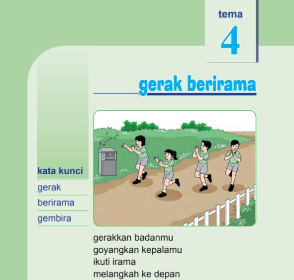 Pjok Kelas 1