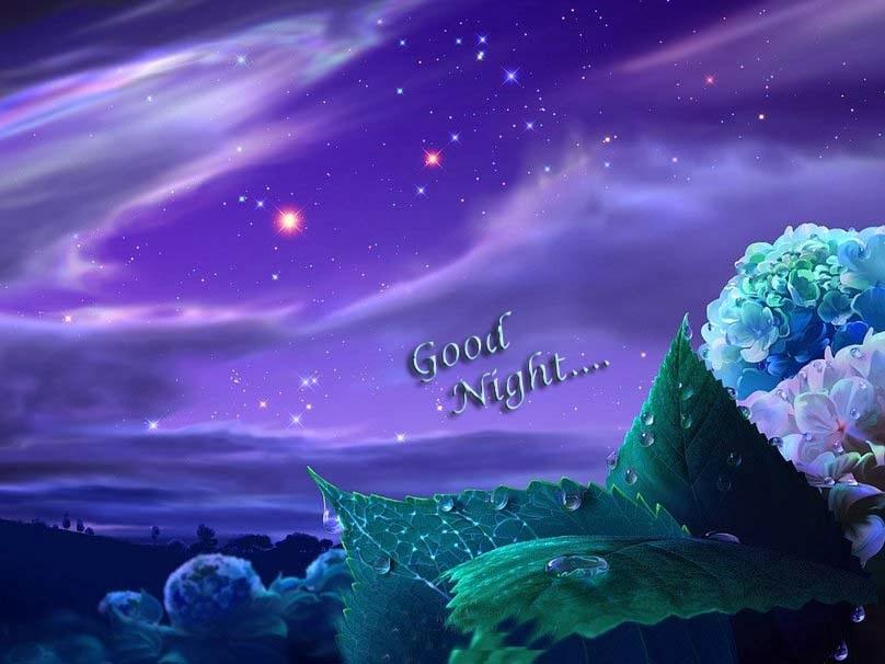 good-night-purple-sky-wallpaper