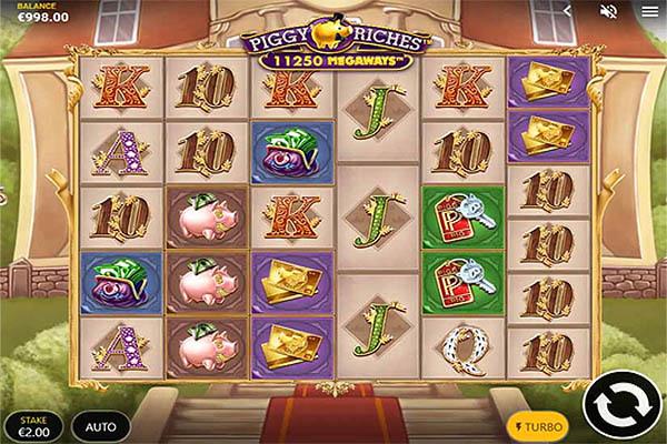 Main Gratis Slot Indonesia - Piggy Riches Megaways (Red Tiger Gaming)