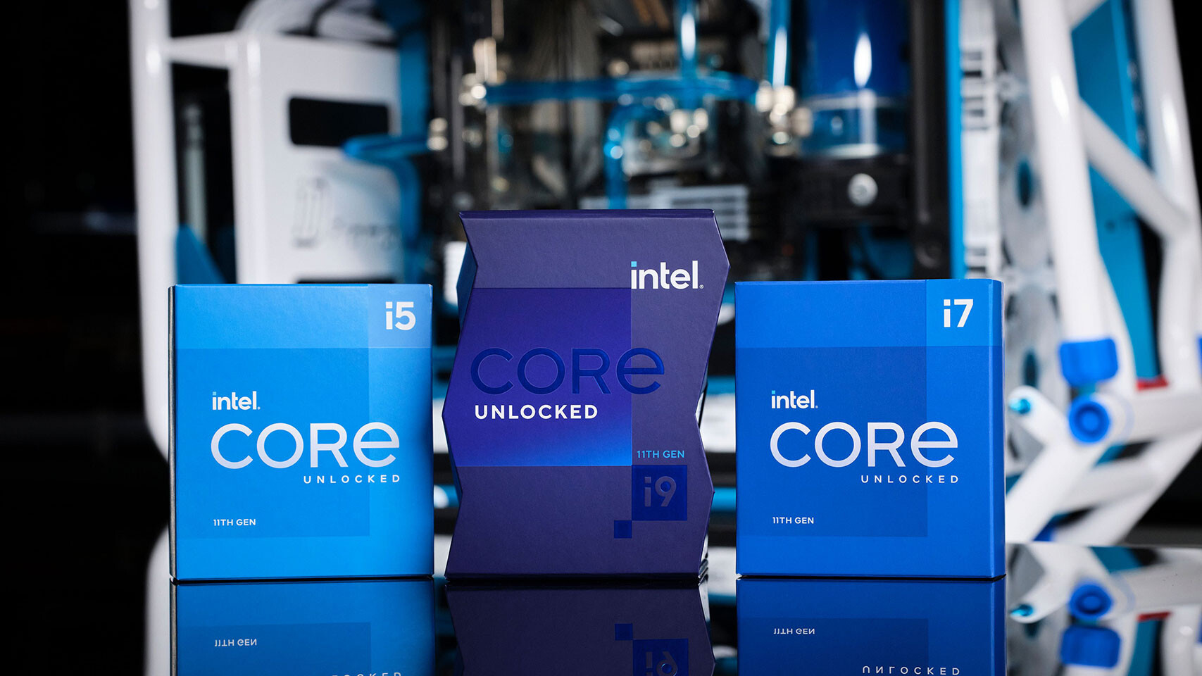 Intel 11th generation Core Unlocked
