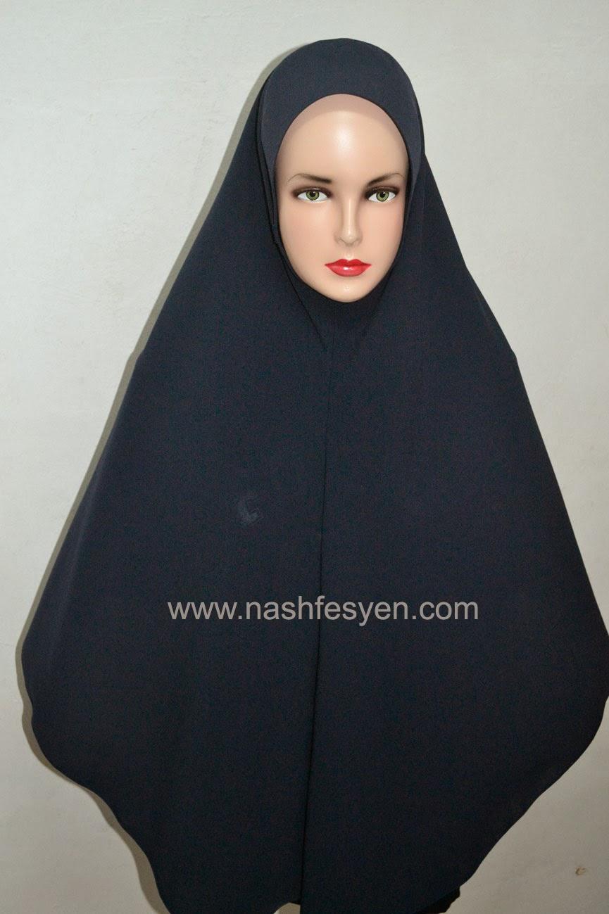 Nash Fesyen Ciri Ciri Tudung Muslimah