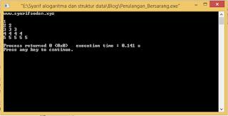 program c++, cara membuat prgram c++, tutorial c++
