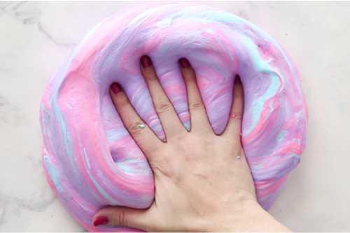 Cara Membuat Slime Dari Shampo dan Pasta Gigi