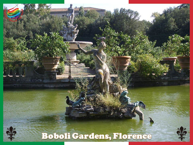 The most famous tourist attractions in Florence, Italy