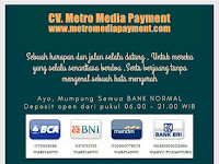 Cara Deposit Pulsa Metro Reload