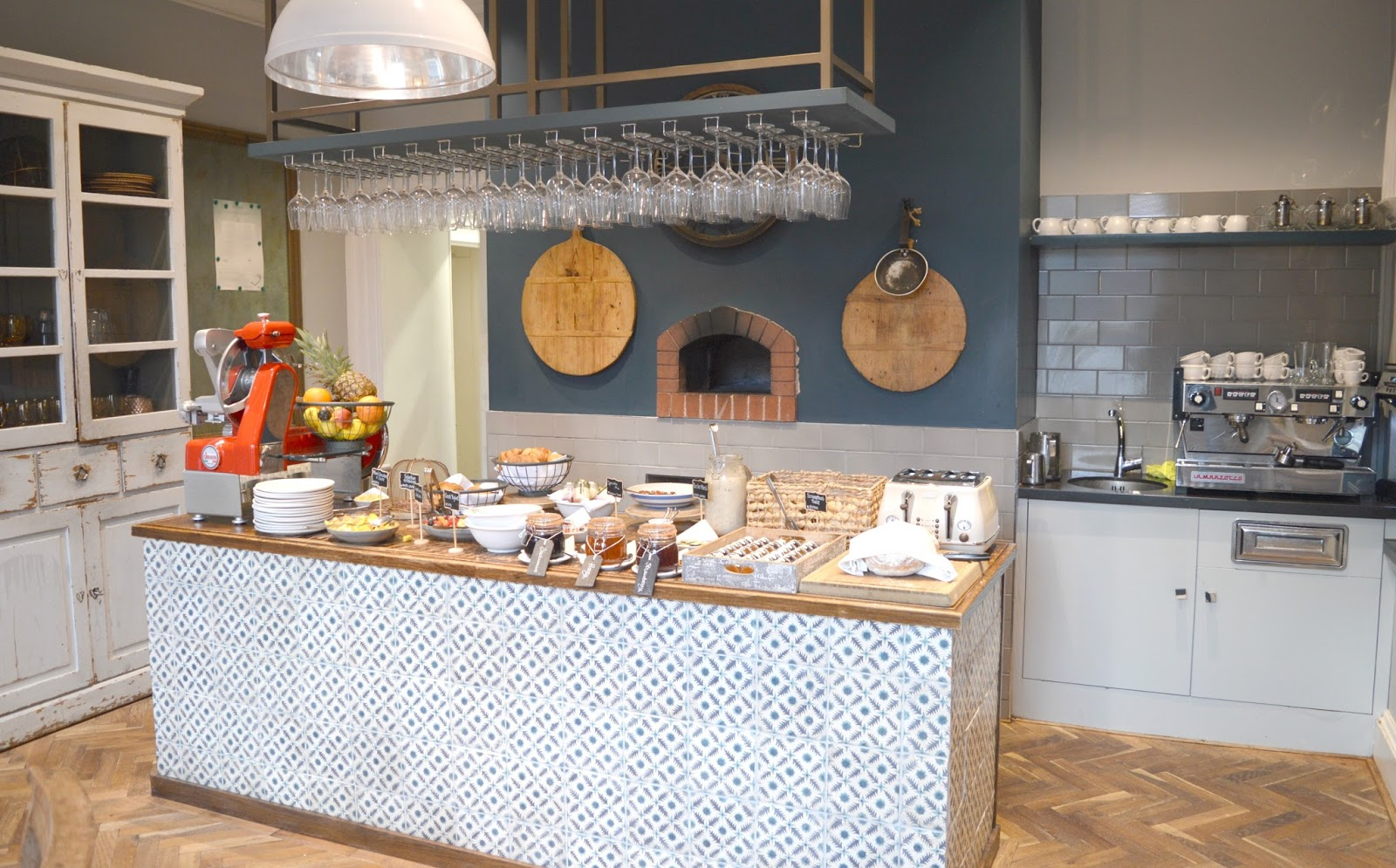 Cosy Hotel in the Cotswolds - The Painswick Breakfast