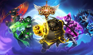 Hero Legend Stickman Mod v3.0.0 Apk (Free Shopping)