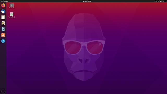 OS Ubuntu 20.04