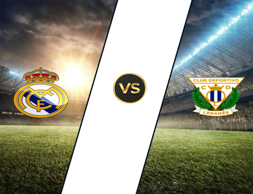 مشاهدة مباراة ريال مدريد وليجانيس بث مباشر اليوم الأحد 19-7-2020