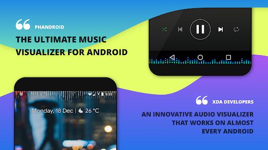 MUVIZ Navbar Music Visualizer v5.0.3.0 [Pro]