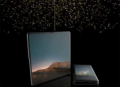 Samsung Galaxy F أو X