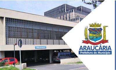 Concurso Prefeitura de Araucária 2017