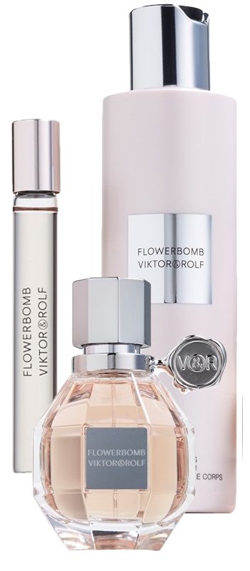 Viktor & Rolf 'Flowerbomb' Refillable Collection