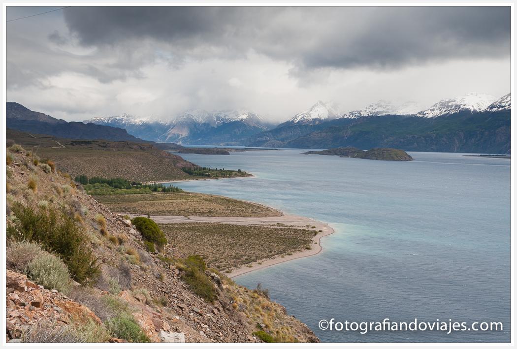 Ruta austral en Chile