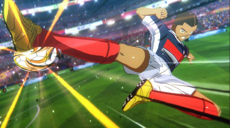 Captain Tsubasa Rise of New Champions PC Full Español
