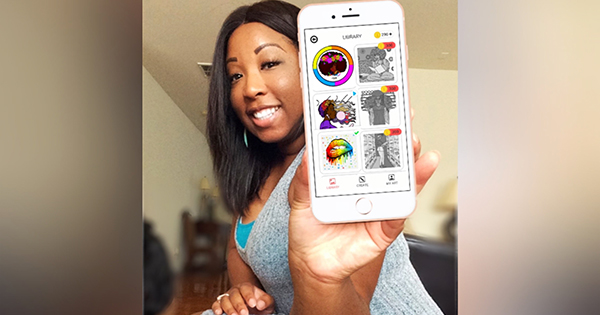 Latoya Nicole, founder of Entrepreneurs Color Too