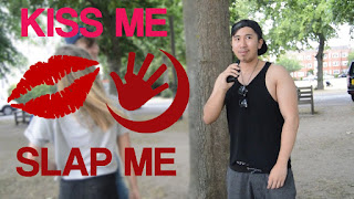 Kiss Me Or Slap Me Prank On 30 Girls