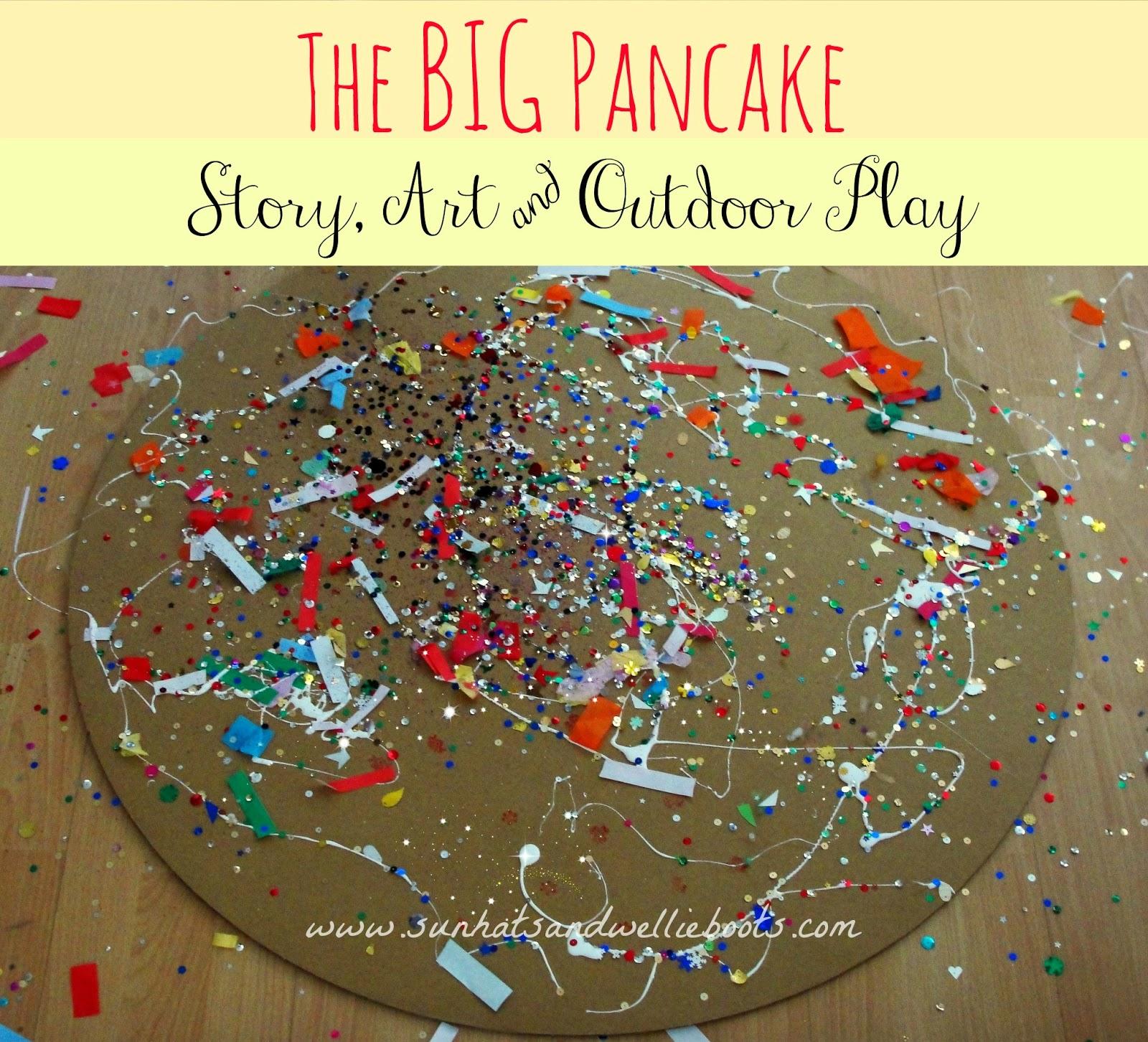 Pancake Day Activities Eyfs