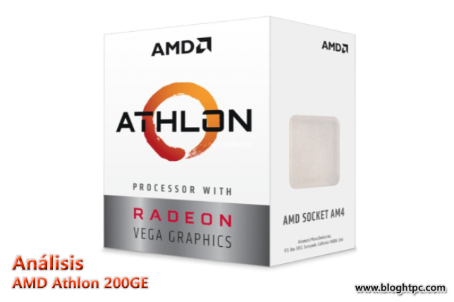 Análisis AMD Athlon 200GE