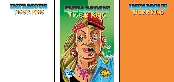 Tiger King Covers 3