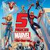 5 perces Marvel történetek