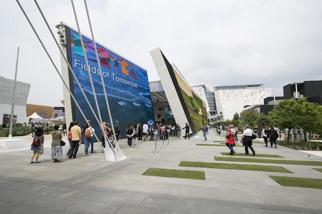Padiglione Israele-Expo 2015-Milano