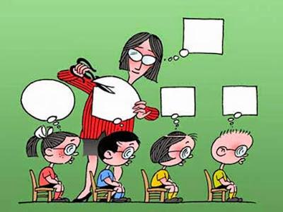 Resultado de imagem para charge professores doutrinadores comunistas