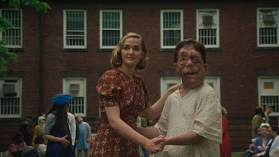 Chained For Life 2019 Jess Weixler Adam Pearson Image 1