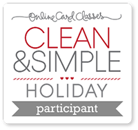 Clean and Simple Holiday