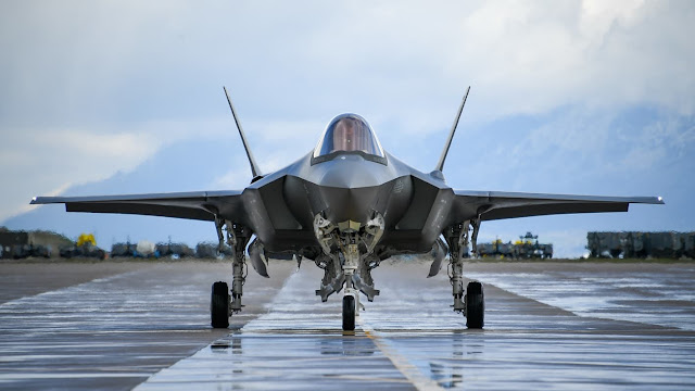 Không quân Hoa Kỳ triển khai Chiến đấu Cơ F-35A Lightning II đến Đức