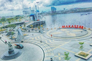Losari Beach, Makassar City