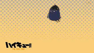 Hellominju.com: ハイキュー!! アニメ   烏野アイキャッチ 第4期 影山飛雄   Haikyū!! Commercial Break    Hello Anime !