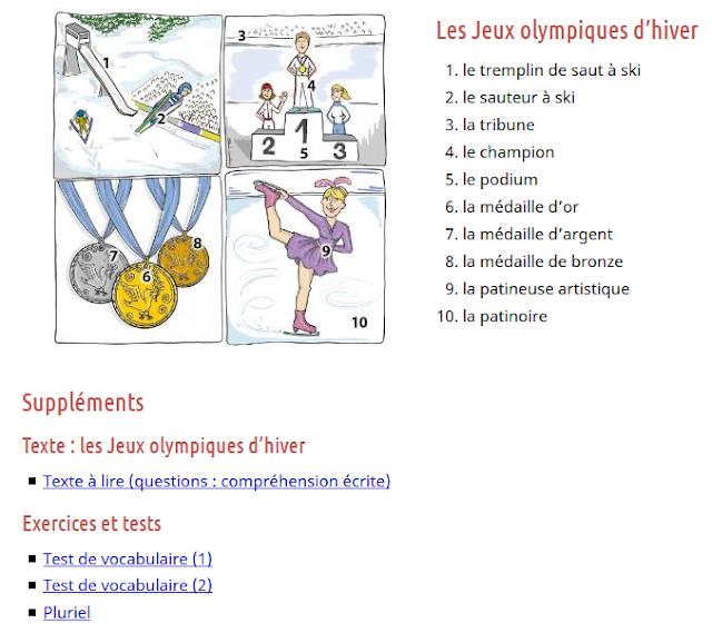 https://francais.lingolia.com/fr/vocabulaire/sport/jeux-olympiques-hiver