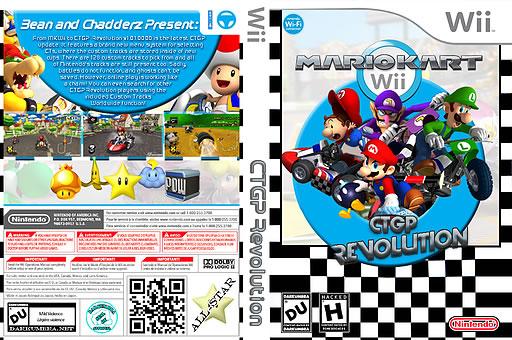 Descargar Mario Kart Wii CTGP Revolution