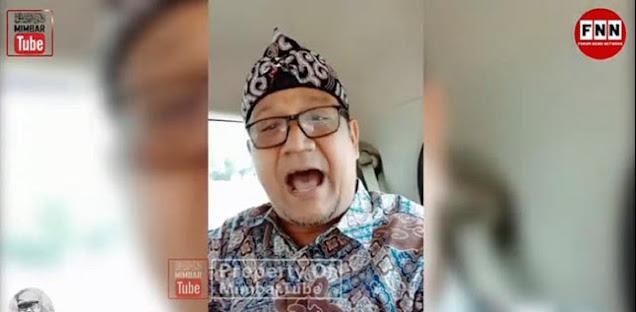 Ingatkan Luhut, Edy Mulyadi: Please, Jangan Gampang Marah, Kalian Digaji Oleh Duit Rakyat!