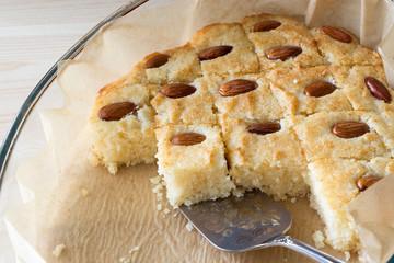 وصفة حلوي البسيمة بالطريقة السورية اللذيذة