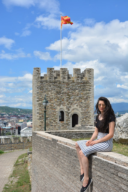 Üsküp Kalesi, Makedonya