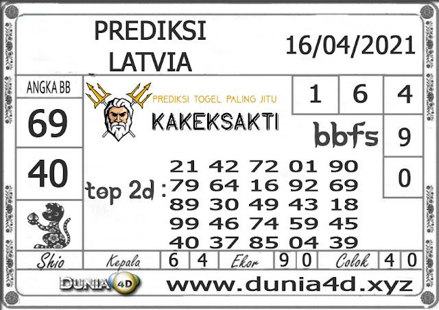 Prediksi Togel LATVIA DUNIA4D 16 APRIL 2021