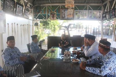 Kakankemenag Tanjungbalai Audiensi dengan Walikota