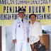 Hanny Kalangi Resmi Penjabat Hukum Tua Desa Tewasen